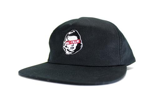 R.R LOGO 5PANNEL CAP