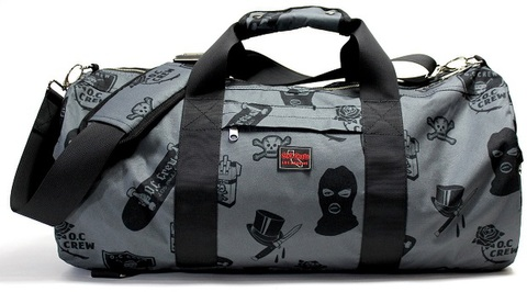 O.C CREW FLASH DUFFLE BAG