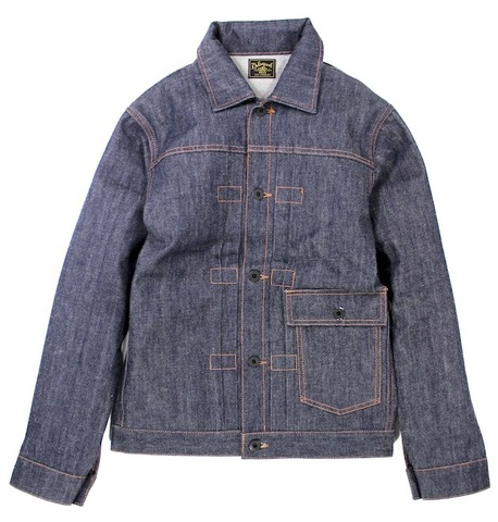 FOREMOST DENIM JACKET