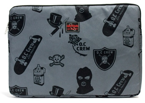 O.C CREW FLASH LAPTOP SLEEVE
