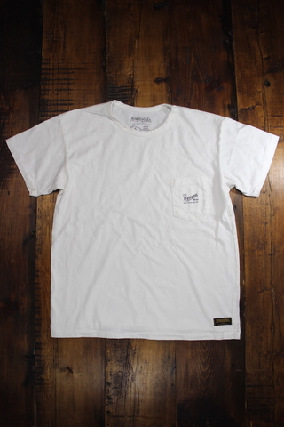 LOGO POCKET TEE