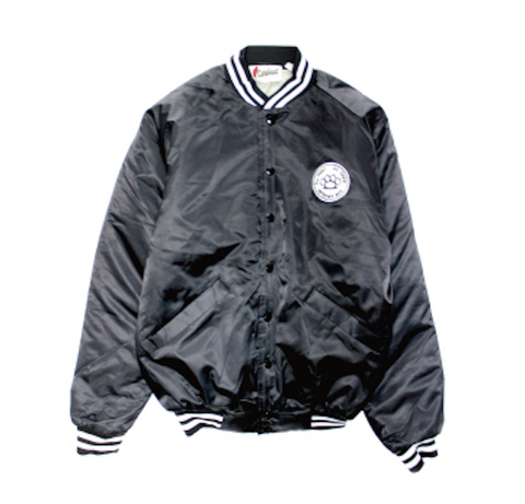 KNUCKLE LOGO AWARD JACKET