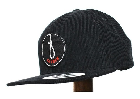 DEATH ROW CORDUROY SNAP BACK