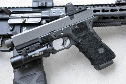 PTS ATOM G17/Disruptive Grey