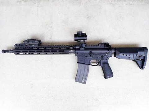 BCM MCMR ライフル(マルイM4 MWS GBBベース)