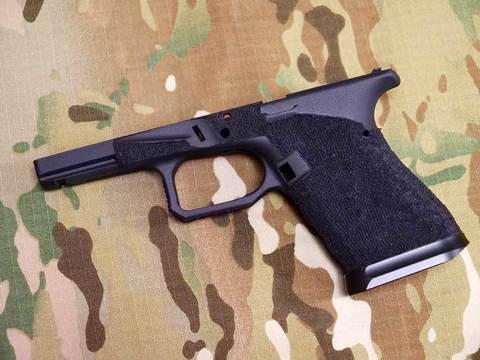 マルイ GLOCK19 GUARDER Agency Arms フレーム持ち込み加工