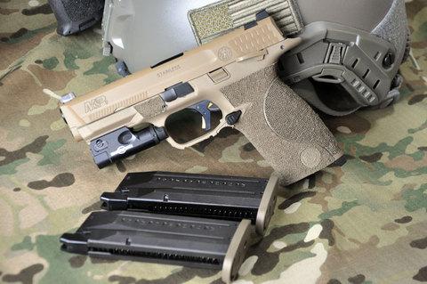 マルイM&P TAC-9/XC-1/FDE