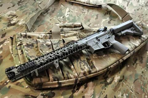 WAR SPORT LVOA(マルイM4 MWS GBBベース)