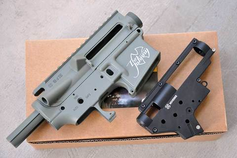 The Johnny Rifle電動レシーバーVer2用