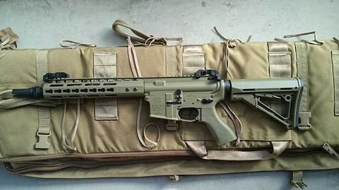 NOVESKE The Johnny Rifle 300BLK