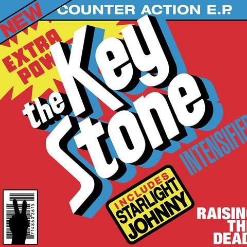 The KeyStone「COUNTER ACTION E.P.」