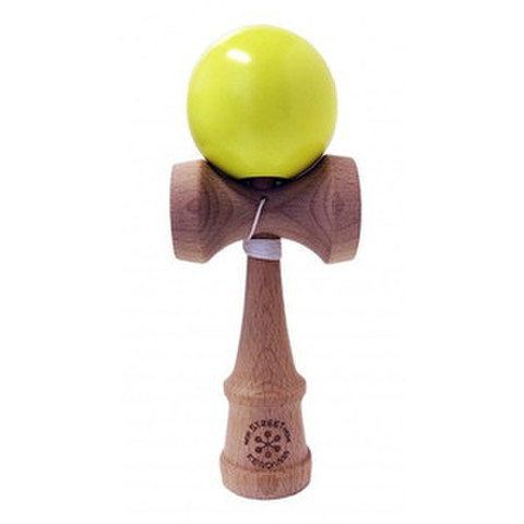 <完売>NEW STREET MOVE KENDAMA Neon Yellow