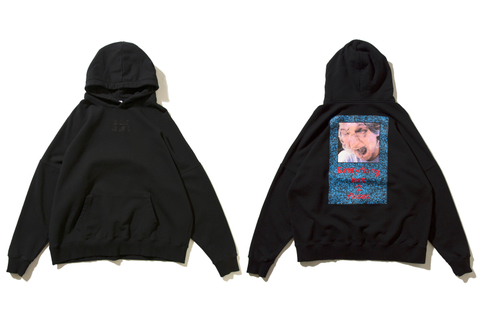 2 FACES HOODY