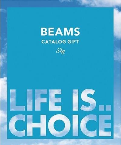 BEAMS CATALOG GIFT ビームス カタログギフト Sky スカイ