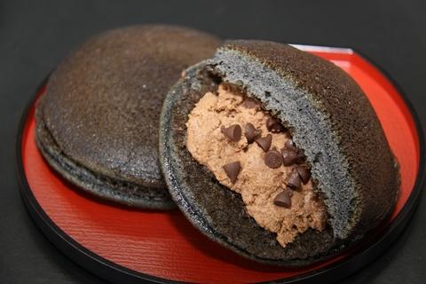 竹炭どら焼き どら黒 生チョコ