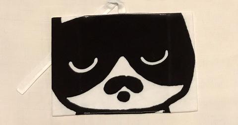 布製ブックカバーセット(文文セット)