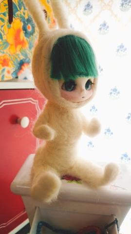 おもちゃばこドール 2018 Summer 「うさこ」展示会会場にて販売