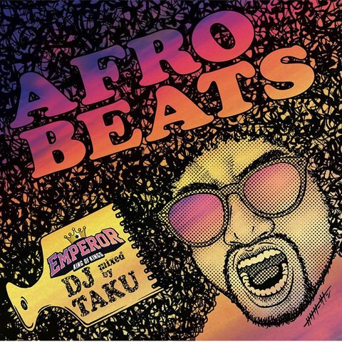 AFRO BEATS - DJ TAKU FROM EMPEROR