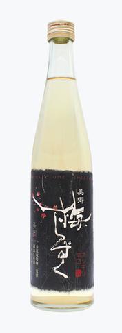 梅しずく 500ml 美郷「鶯宿」蔵出原酒