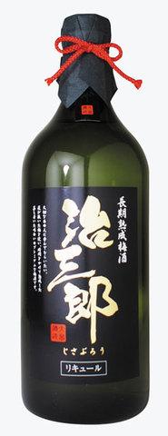 【プレミアム梅酒】治三郎(辛口)720ml