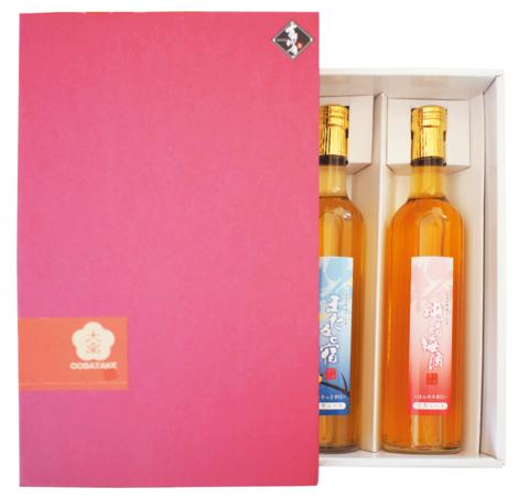 【プレゼント用】美郷「月世界」蔵出原酒2本セット【箱付のし付】