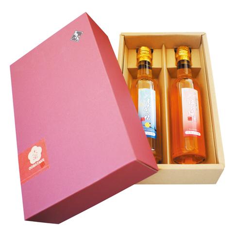 【贈答用】ハーフ2本セット 美郷「月世界」蔵出原酒【箱付のし付】