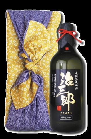 【贈答用】プレミアム梅酒 治三郎(辛口)720ml