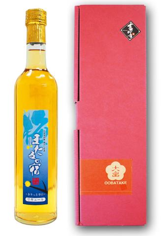 【プレゼント用】美郷「月世界」蔵出原酒(辛口)ほたるの宿500ml【箱付】