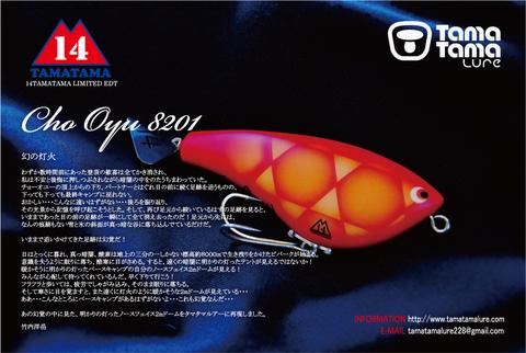 Cho Oyu 8201