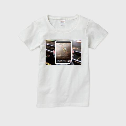 VirtueL - Conception of perception レディースTシャツ ホワイト