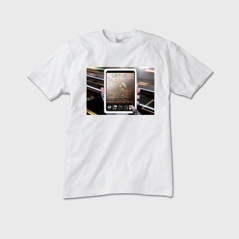 VirtueL - Conception of perception メンズTシャツ ホワイト