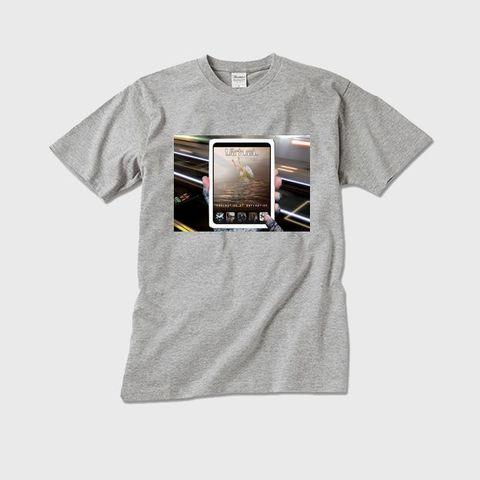 VirtueL - Conception of perception メンズTシャツ グレー