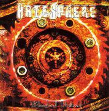 HateSphere - Bloodred Hatred [CD]