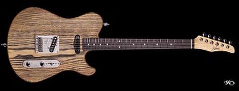 KD クラフト・ギター Silvia