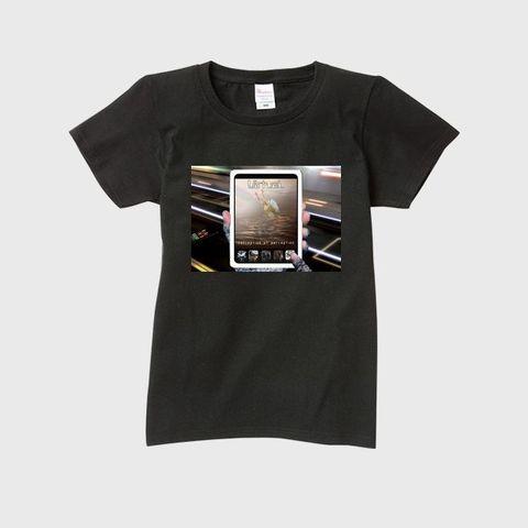 VirtueL - Conception of perception レディースTシャツ ブラック