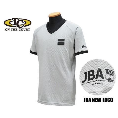 【OTRF-003】20%OFF オンザコート〈新JBAロゴ〉メンズレフリーシャツ