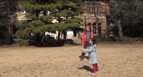 フライキャスティング・トライアル(都内)
