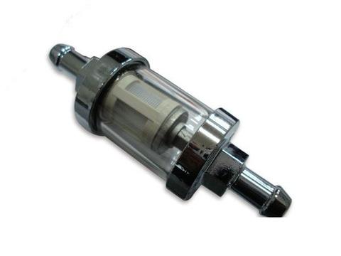 ガラス製ガソリンフィルター 8パイ