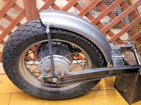 ドラッグスター250・ビラーゴ250・125 リブフェンダーKIT