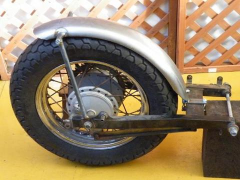レブル MC13型 オーバルフェンダーKIT