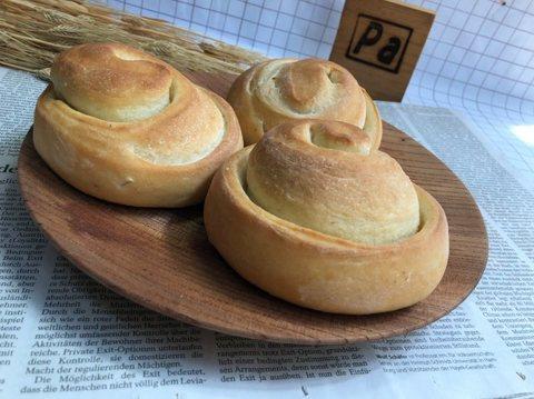 うずまきパン(3個入り)