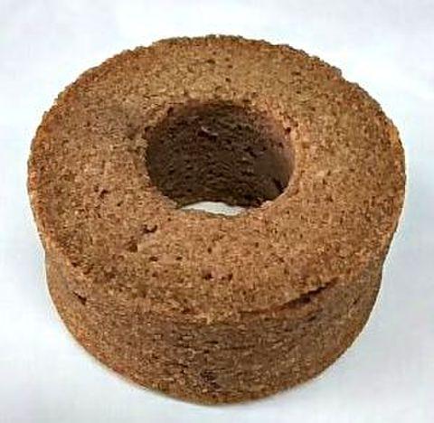 シフォン酵母ケーキ~チョコ~
