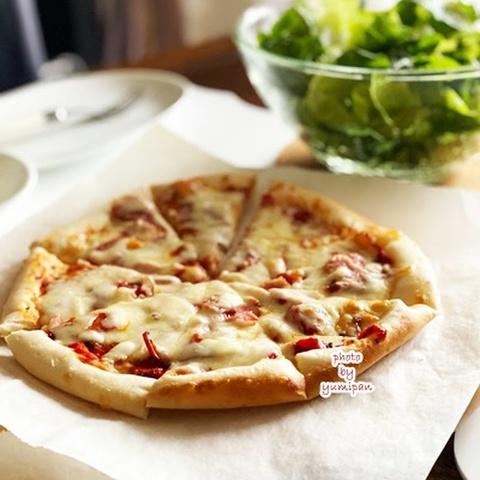 指定日にお届け おまとめ焼きたてピザ