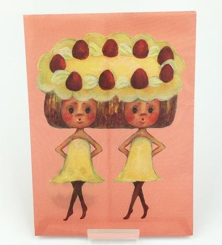 ユニットケーキ紙袋(5枚入り)