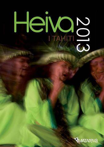HEIVA I TAITI 2013 オフィシャルフォトブック