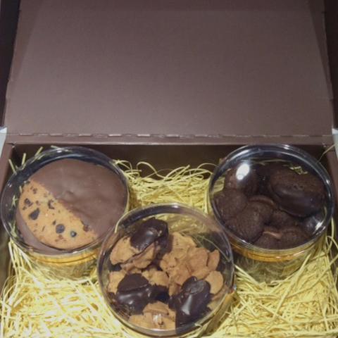 クッキー3種セット