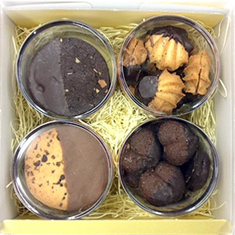 クッキー4種セット
