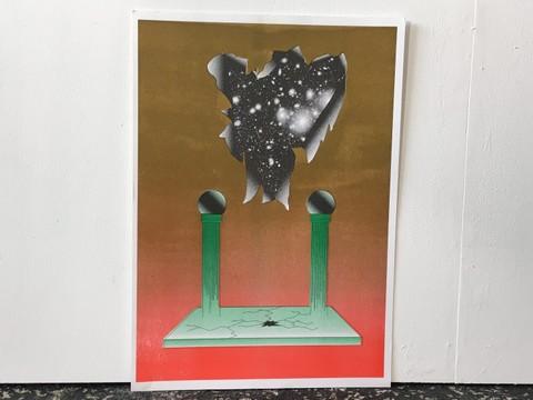 Sammy Stein - Poster series #2