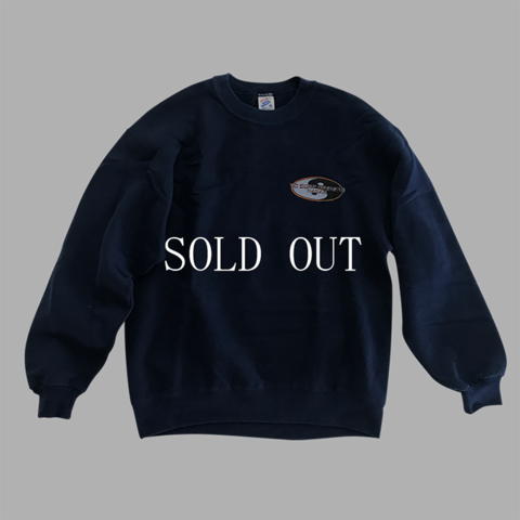 T&C navy sweatshirt