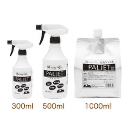 パルジェット 300ml ペット用消臭・除菌水
